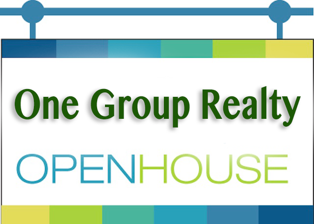One Group Realty Open Houses